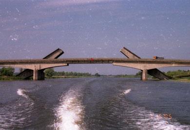проходим берлинский мост.