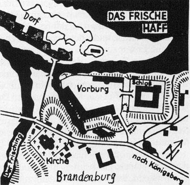 план Бранденбурга