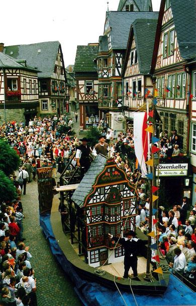 Festumzug 1987