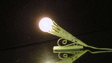 Lámpara exterior de pared