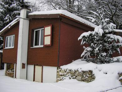 Chalet d' alpage Maison vacance avec jardin