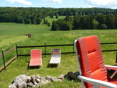 eigen tuin, natuurgeur en ontspanning