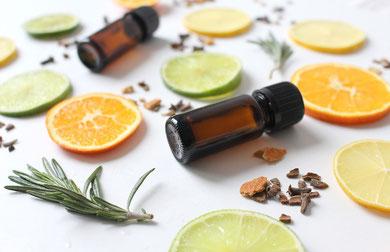 Ätherische Öle nutzen, um die Psyche zu stärken