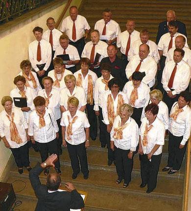 Gemischter Chor - Sängergruppe Mainschleife - 2007