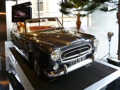 La voiture de Colombo