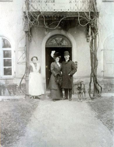 1912 Familie Köhler