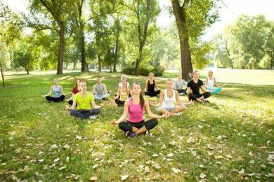 Meditacioni al aire libre