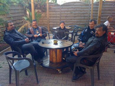 Les nouveaux chevaliers de la table ronde