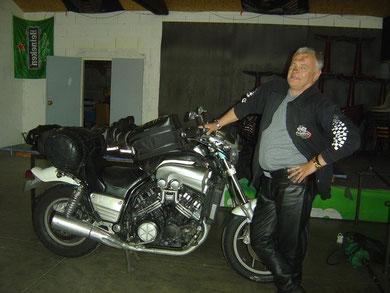 Richard et son VMAX