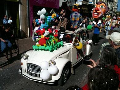 les carnavaleux !