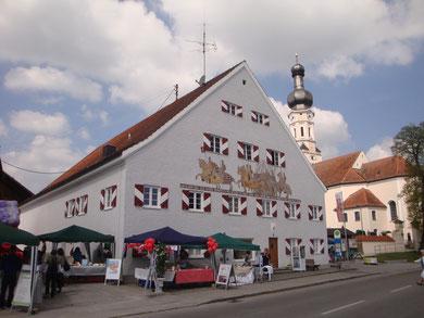 15. Marktsonntag in Inning am Ammersee