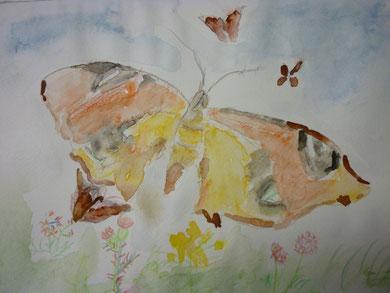 Sehnsucht nach Frühling 3/ 2012