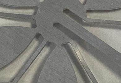 Metall Laserschneiden
