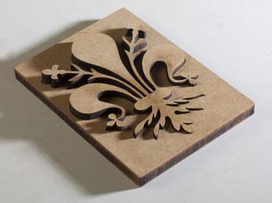 Holz Laserschneiden