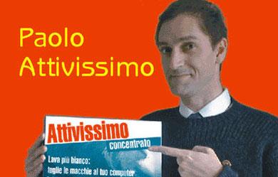 Il sito di Paolo Attivissimo, giornalista e divulgatore informatico