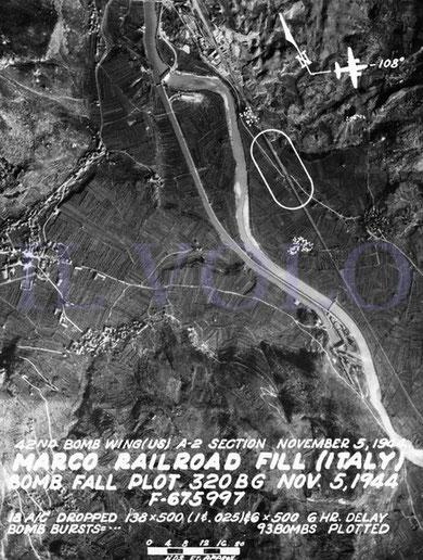Bombardamento di Marco del 5 novembre 1944