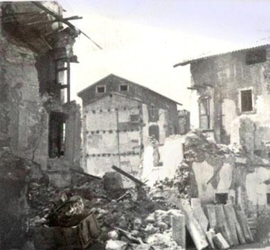 CALLIANO 1944/1945