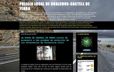 Policía Local de Gualchos-Castell de Ferro