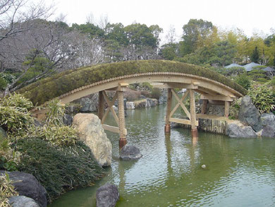 しあわせの村 木橋 施工 近畿 関西 阪神 中谷産業株式会社