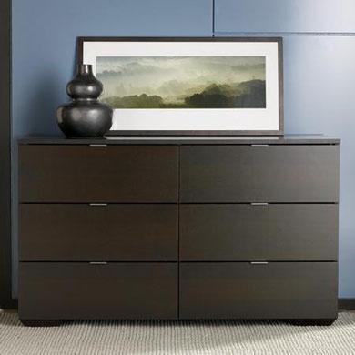 Cajoneras comodas veladores modernos mr muebles for Muebles comodas modernas