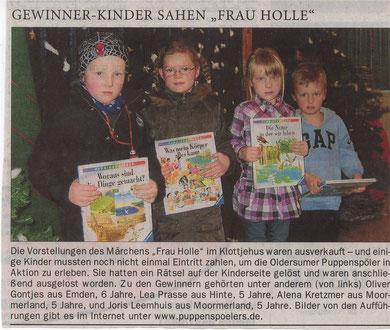 Ostfriesen-Zeitung v.3.02.2011