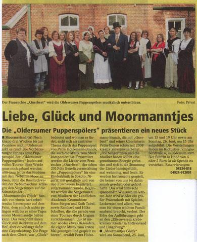 SonntagsReport v. 5.06.2011