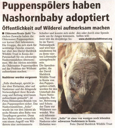 SonntagsReport v. 7.07.2013