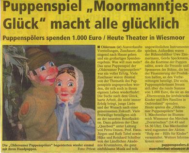 SonntagsReport v. 10.07.2011