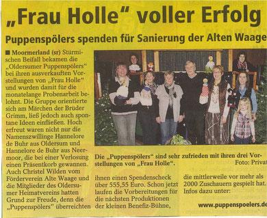 SonntagsReport v.13.02.2011