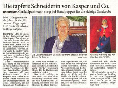 Ostfriesen-Zeitung vom 28.05.2011