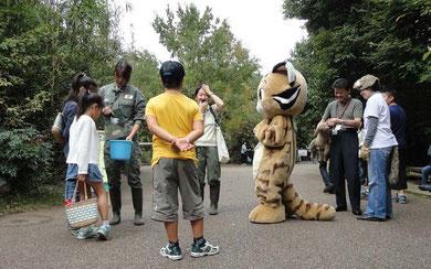 「飼育係としまひこが行く!日本の山里特別クイズラリー」