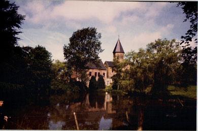 Eglise de Saint-Séverin - Romane du 12 iès