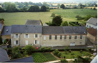 La mairie et l'ancienne école