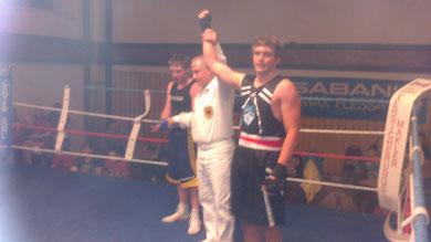 Super Leistung von Lucas Wolter beim 18. Waffenschmiedepokal in Suhl. 4 Sieg im 5 Kampf weiter so Lucas!