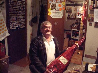 Serge Perez et sa guitare Electrique !!!