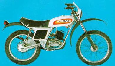 Ducati Cross 50