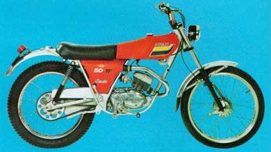 Ducati Senda 50