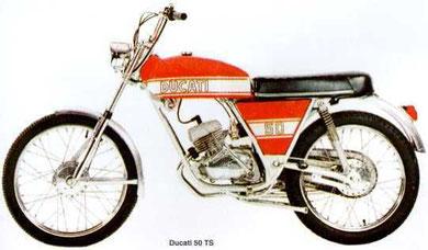Ducati 50 TS