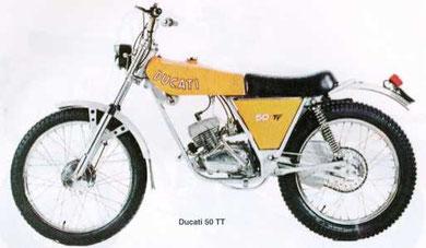 Ducati 50 TT