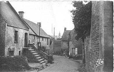 La rue Fleurie