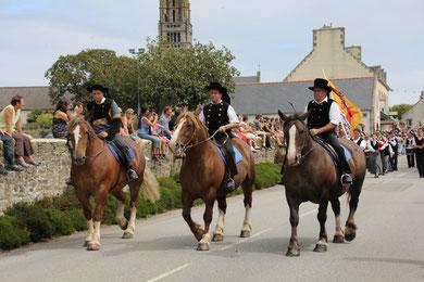 Les cavaliers de la noce 2011