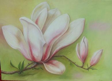 Magnolie 50 x 70 cm