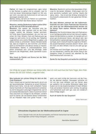 Ausgabe 01/2013 v. 01.03.2013