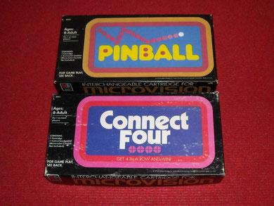 Mis videojuegos de la MB MicroVision