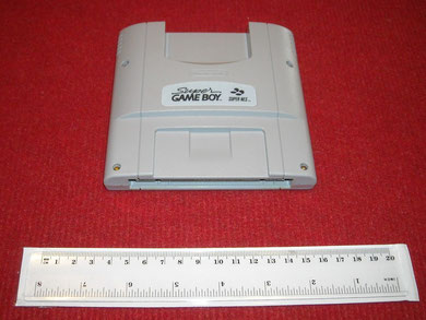 Mi Nintendo Super Game Boy