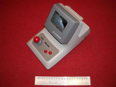 Mi Konami Hyperboy (RU005) con una Nintendo Game Boy instalada