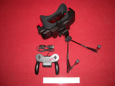 Mi Nintendo Virtual Boy