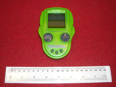 Mi Excalibur Electronics Classic Frogger