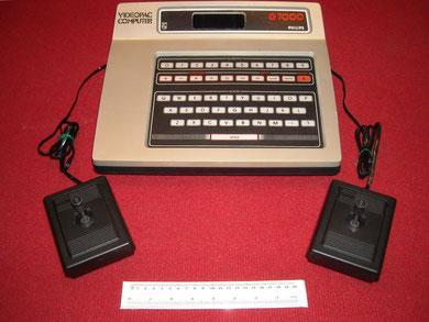 Mi Philips Videopac G7000