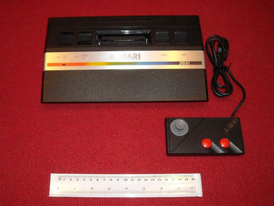 Mi Atari 2600 Jr.